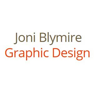 Joni Blymire Graphic Design Website